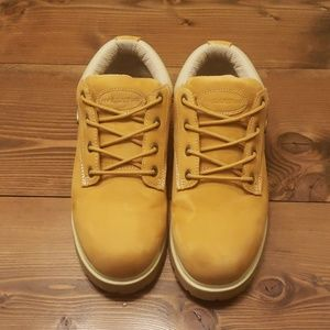 Mens Lugz Leather Boots